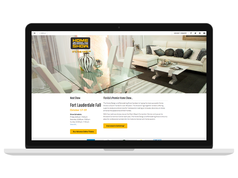 Web design and Online Marketing for the Home Design and Remodeling ...